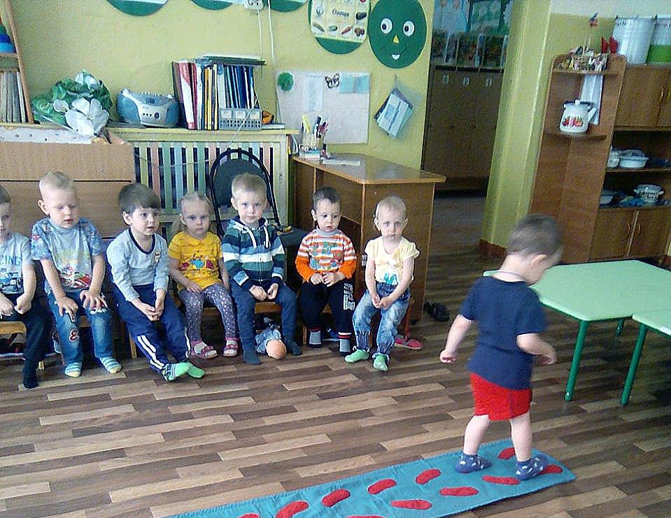 Группа раннего возраста