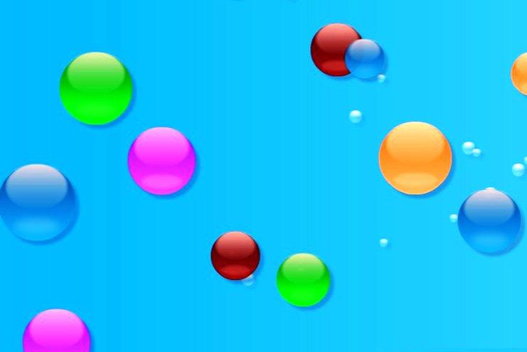 Игры с пузырями